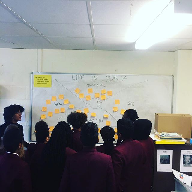 Was great to be back at St Marks Academy yesterday for the #FranklinScholars training! Great to be working with this school again! #Leaders #WeAreFS #PeerMentors #PeerSupport