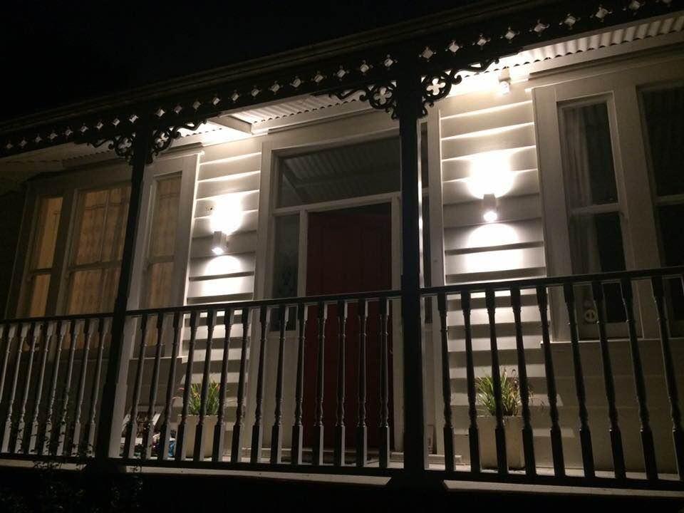 EXTERIOR LIGHTING FOR RESIDENTIAL PROPERTIES