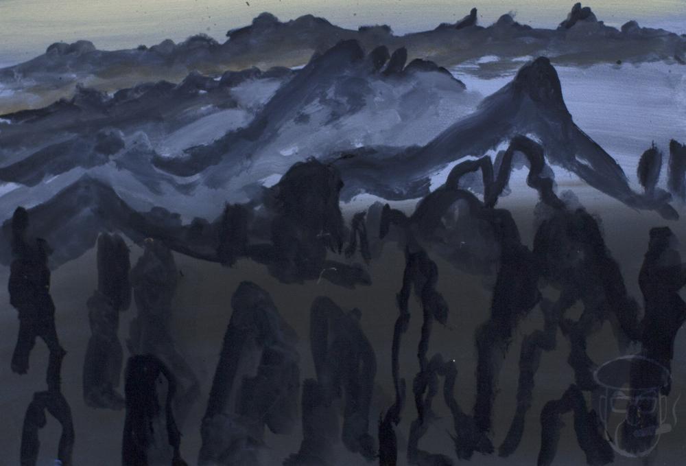 Mountains #8 Zhangjiajie
