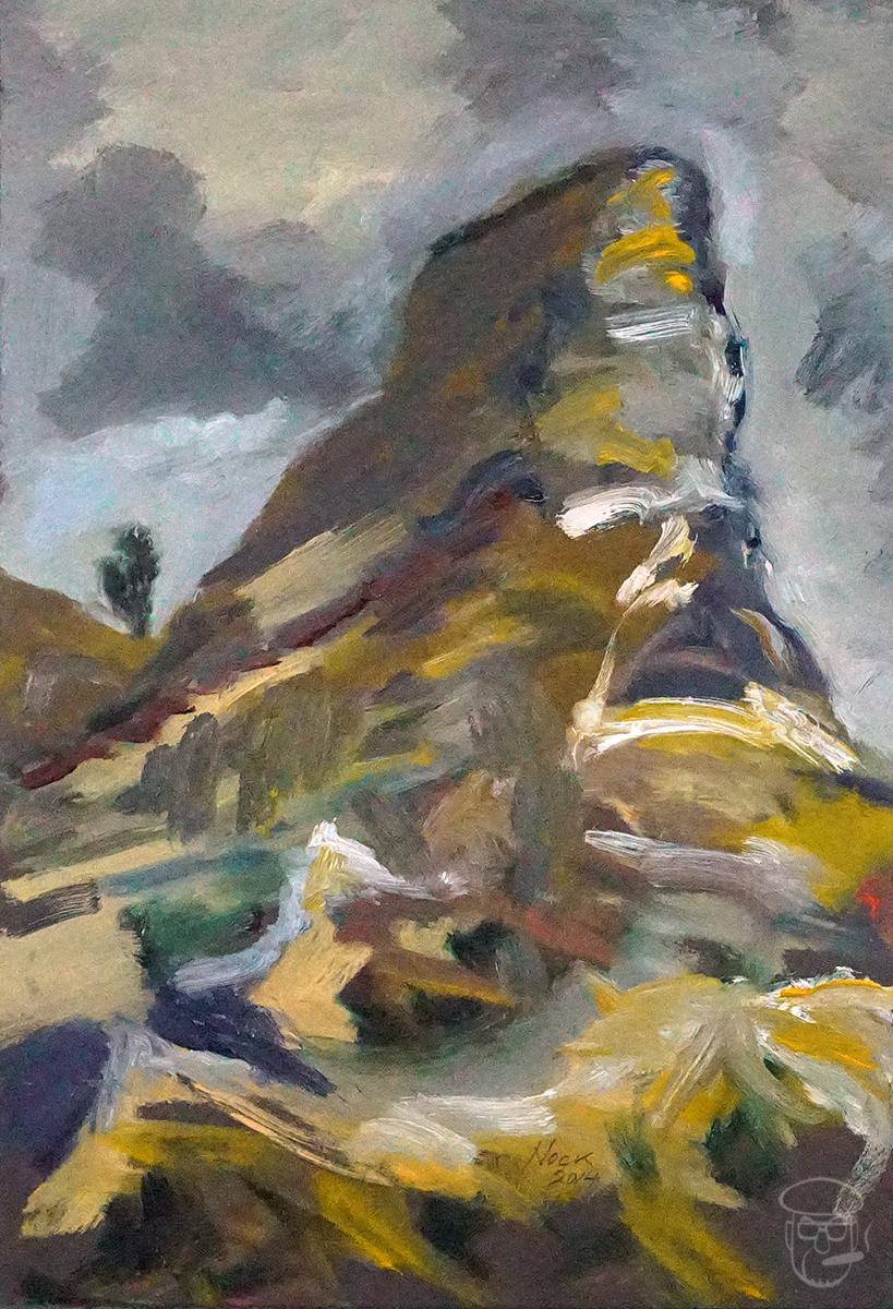The brooding sphinx Gallipoli