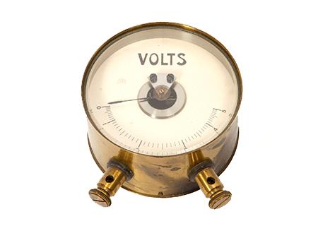 Voltmètre par Siemens - SC015