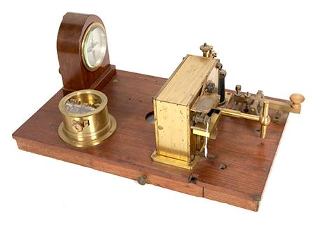 Telegraphe par Siemens & Halske - SC025