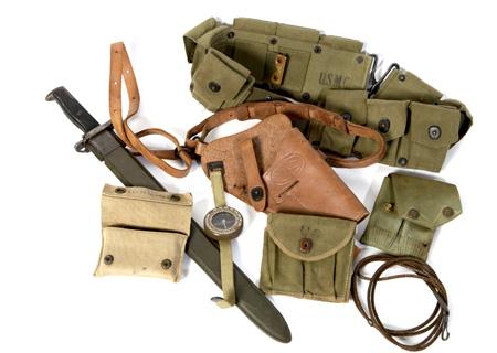 Ensemble Military US WWII -  H002