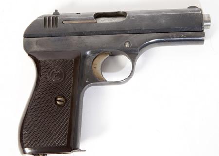 Pistolet CZ 27 WWII - HG006