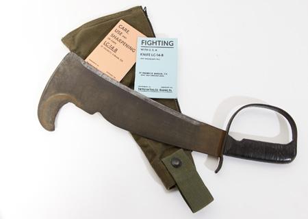 Machette WWII US - H007