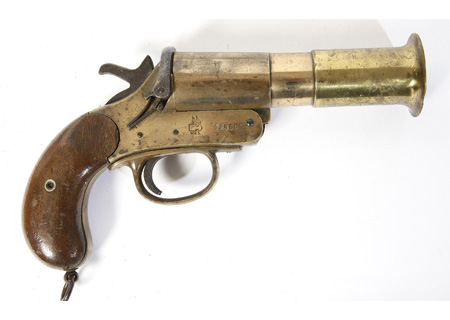 British flare pistol - HG021