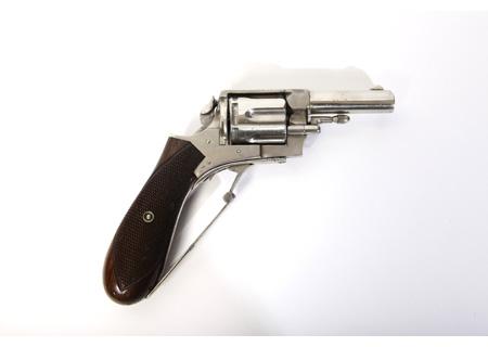 Webley N°5 express revolver cal. 360 - HG012