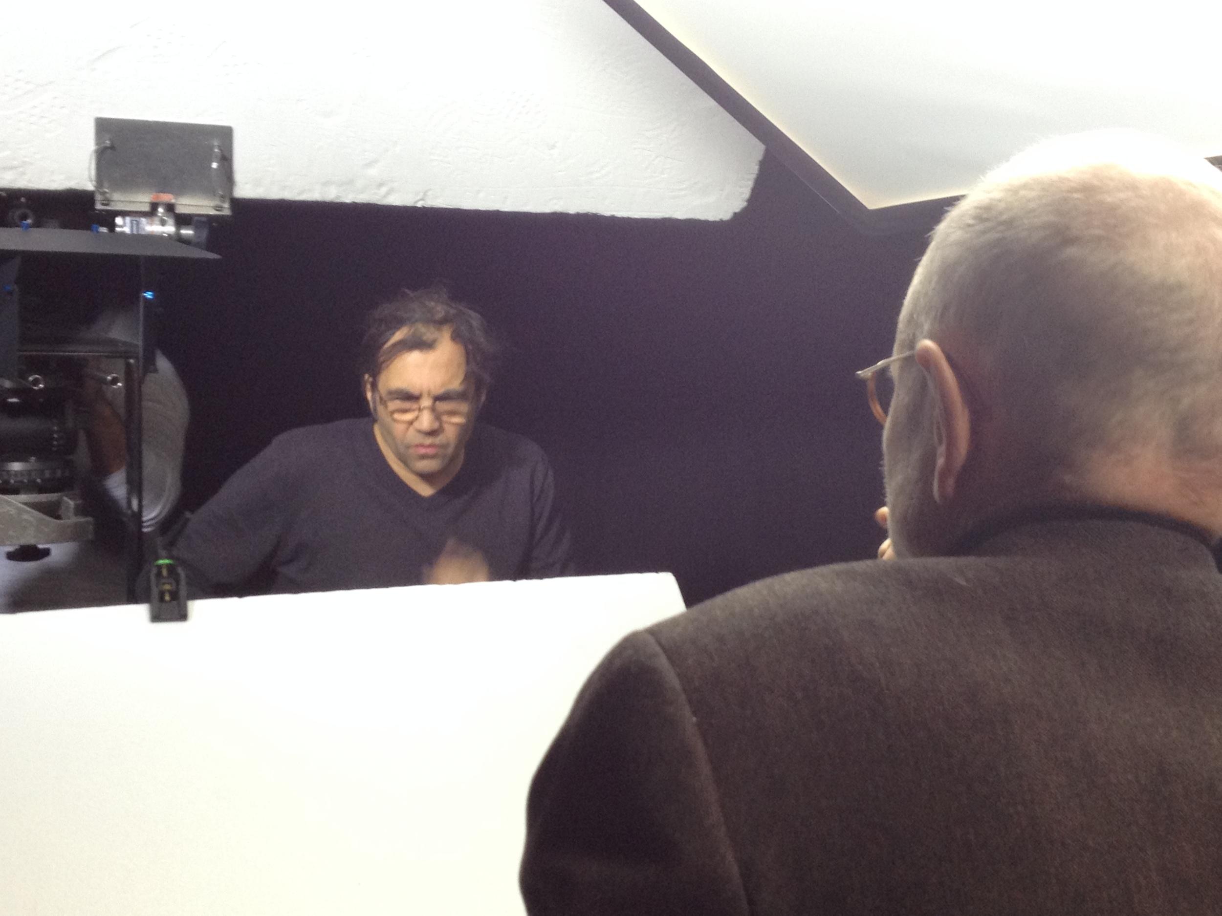 Günter Rohrbach Interview