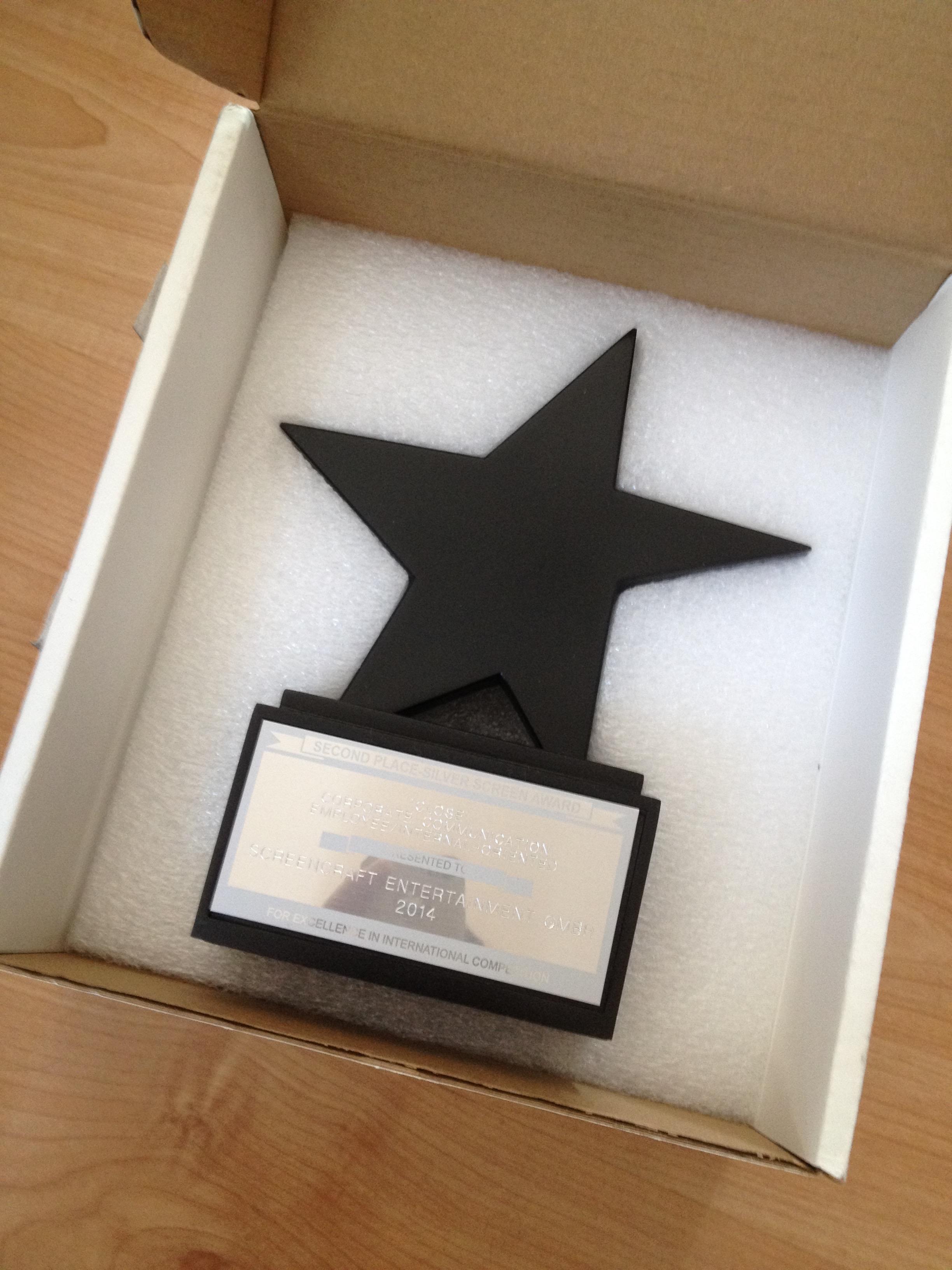 Silver Screen Award
