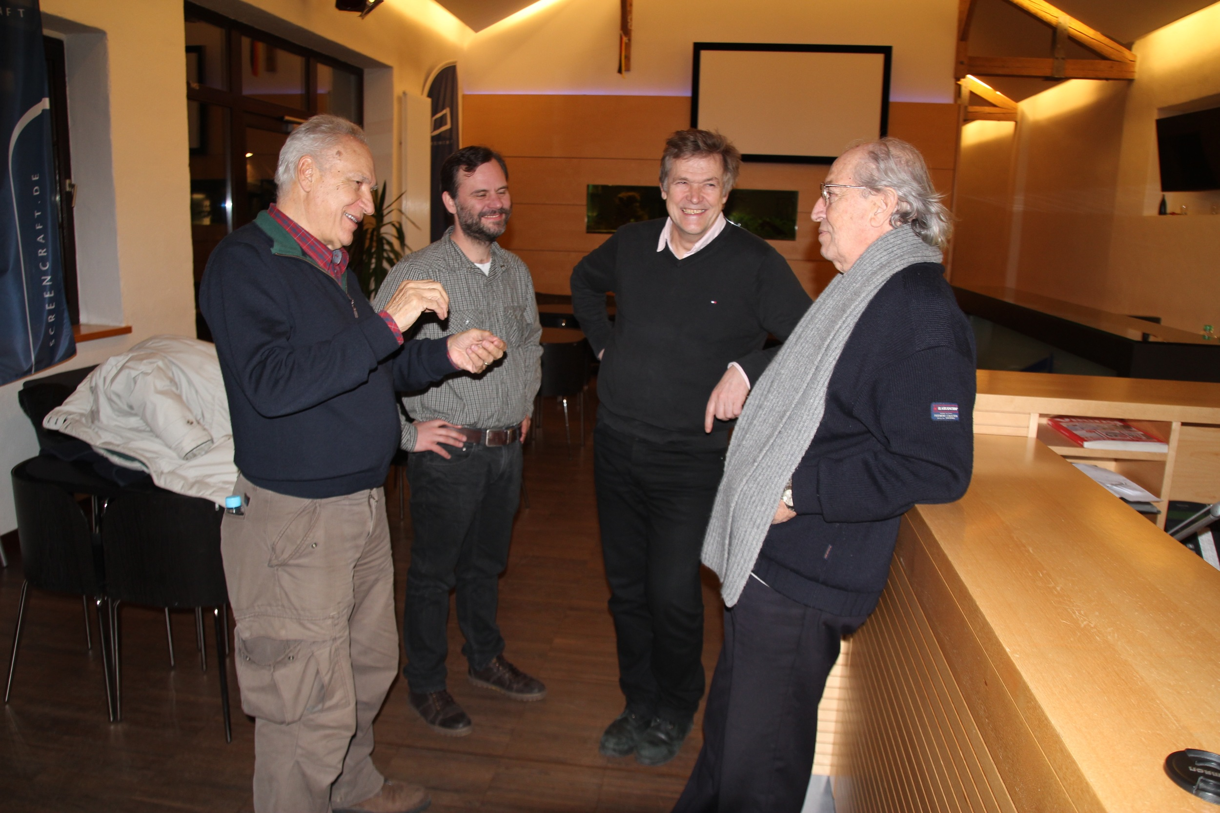 , Vittorio Storaro, Matthias Sternberg, Michael Hieber