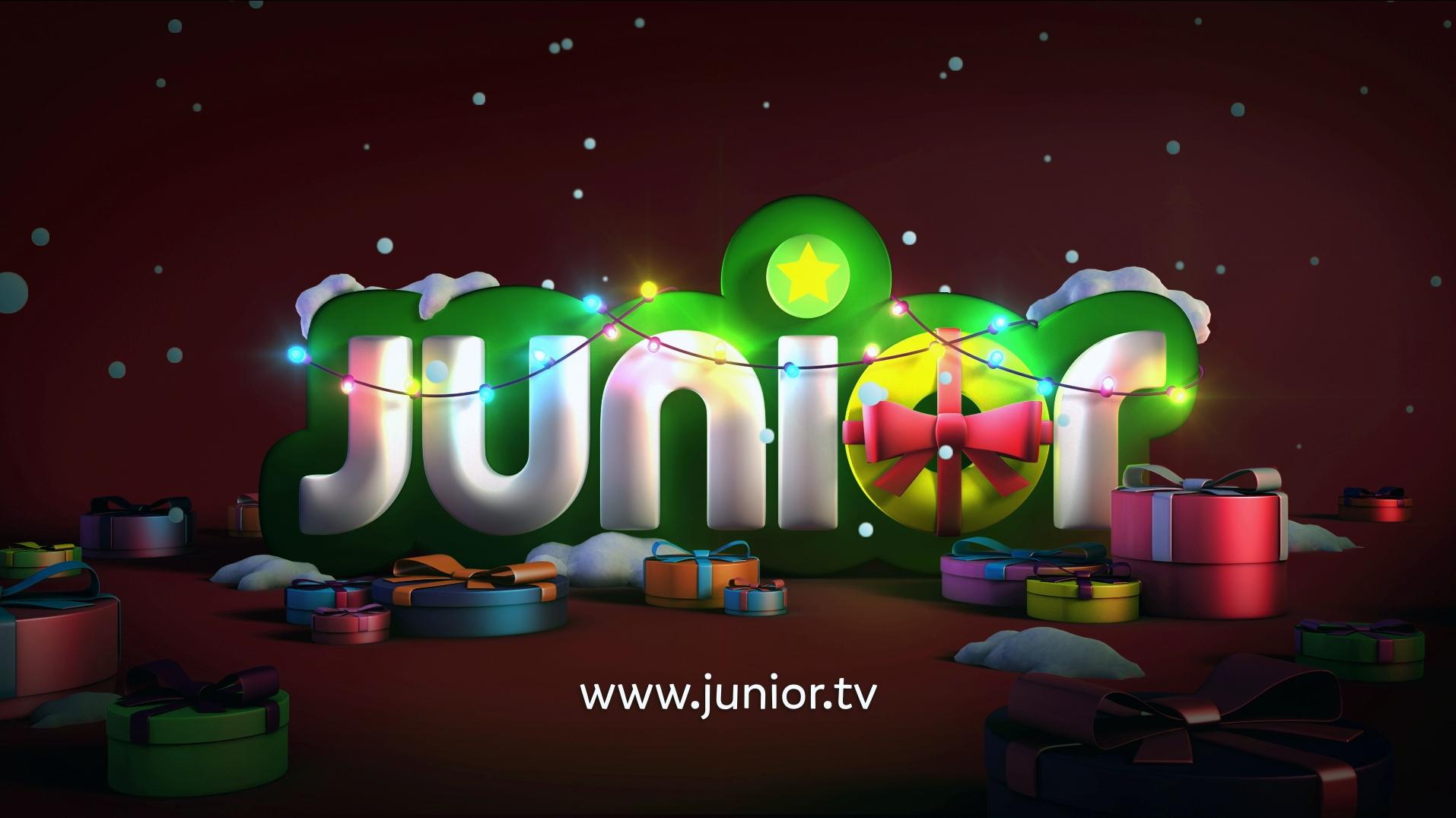 Grafischer Trailer für den Junior TV-Adventskalender - 2015