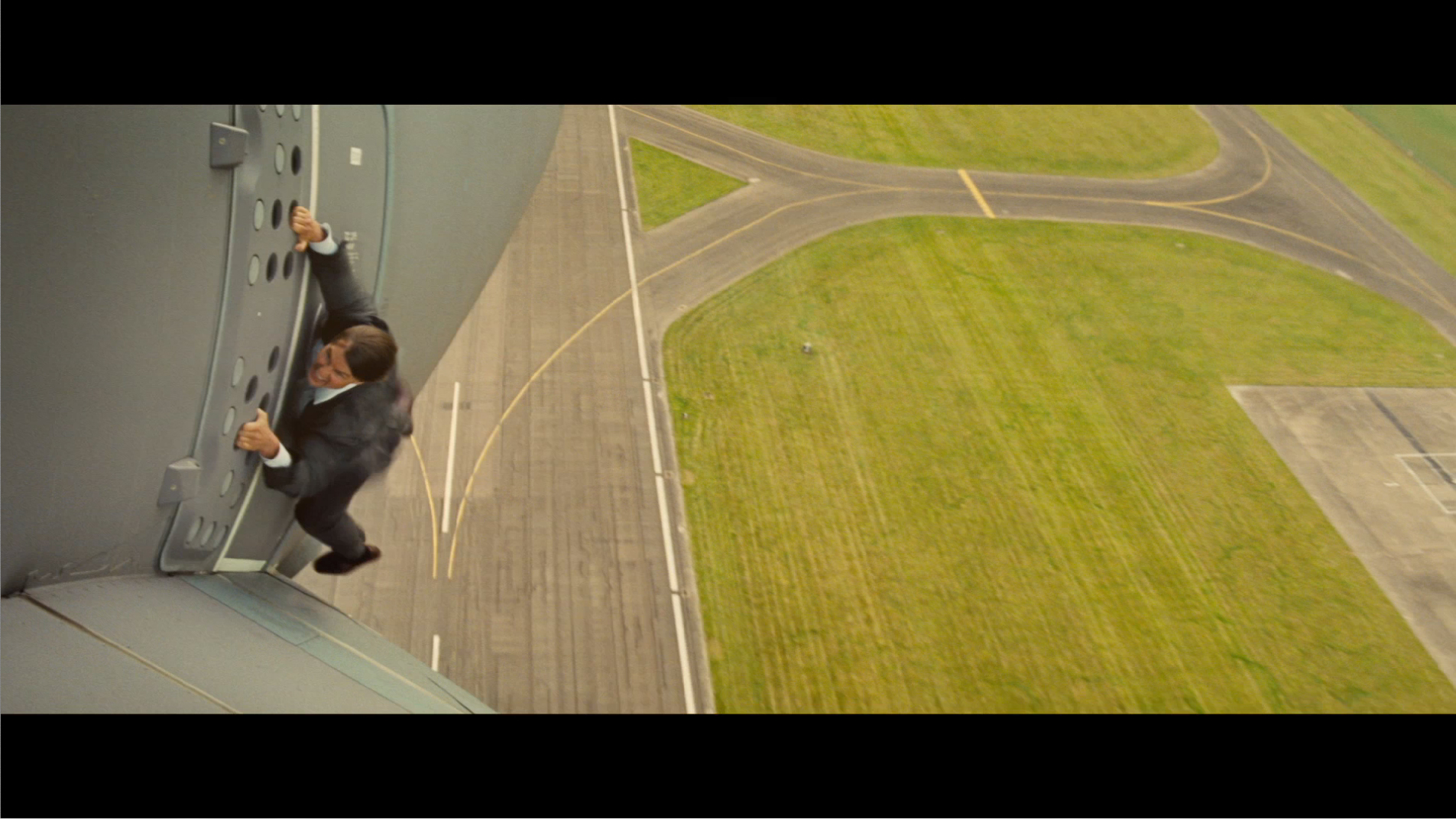 """Mission: Impossible - Rogue Nation"" (2015) - DVD und Blu-ray Spot"