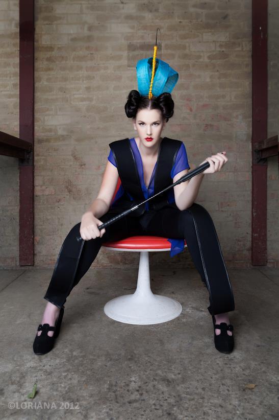Photographer: Loriana Fotografia Makeup: CMA (Canberra Makeup Academy) Model: Nicole Luker