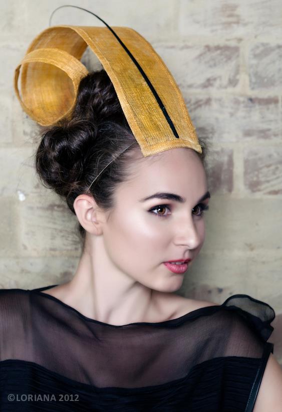 Photographer: Loriana Fotografia Makeup: CMA (Canberra Makeup Academy) Model: Amy Fuller