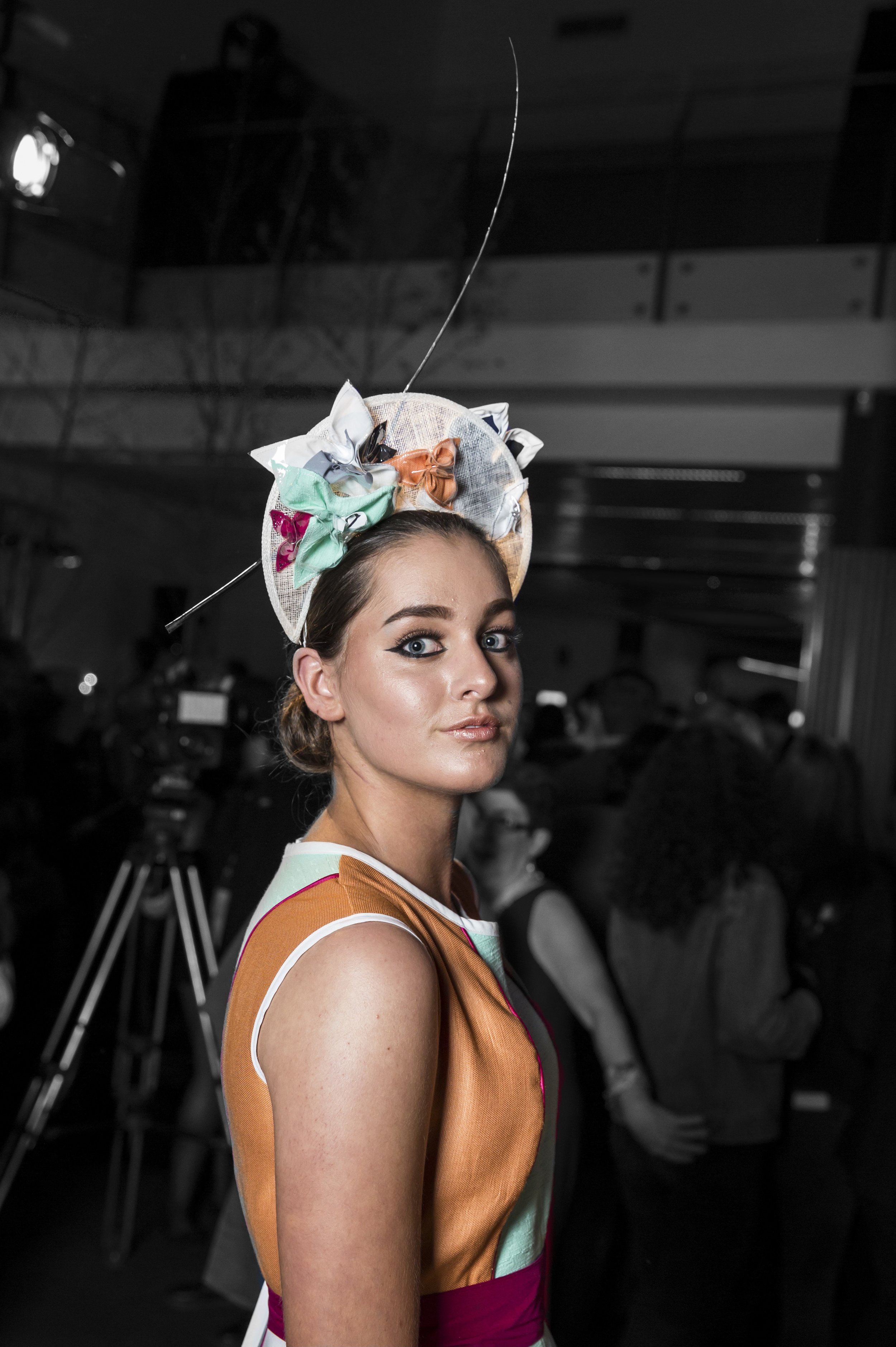Studio Vita Photography, Hair/MAU/Model - Fashfest