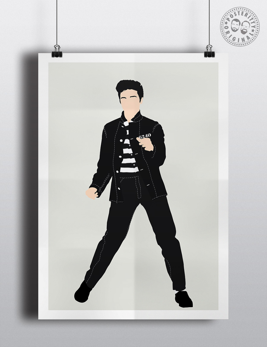 Minimalist Music Poster Posteritty Minimal Print Right Place Know OLLY MURS