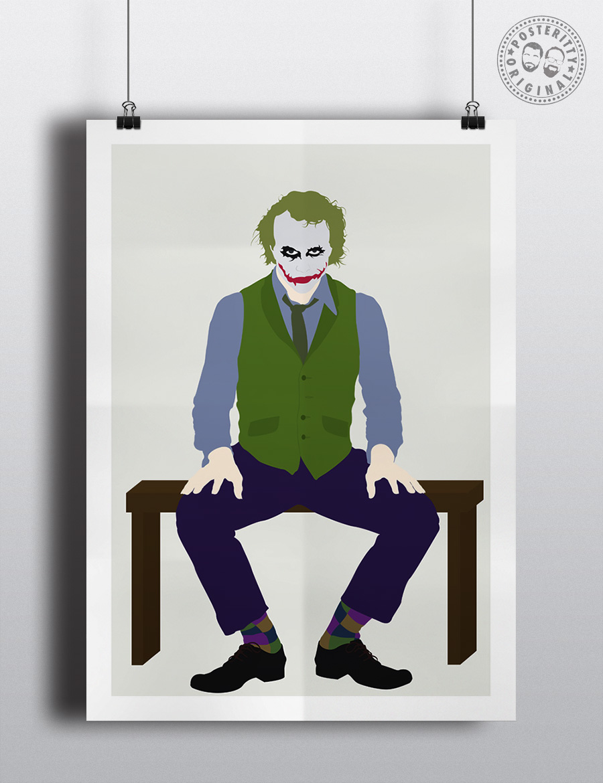 NAPOLEON DYNAMITE Minimalist Movie Heads Minimal Movie Poster Posteritty Art