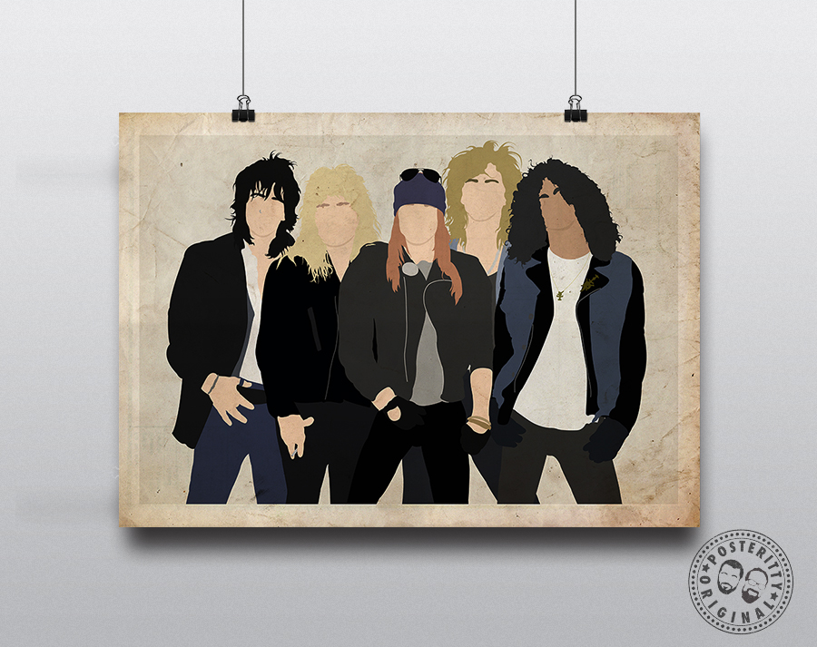 THE CLASH Minimalist Band Poster Music Posteritty Minimal Art Joe Strummer