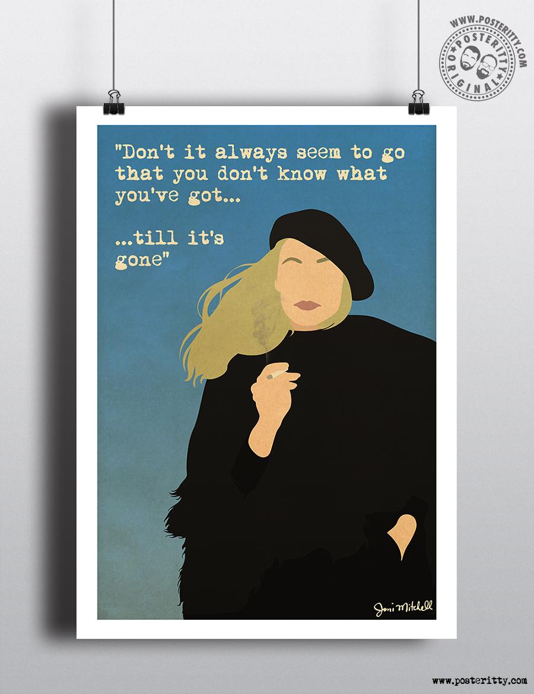 WEDNESDAY ADDAMS Homicidal Maniac Minimalist Poster by Posteritty Print Family