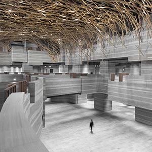The Hub by Neri&Hu