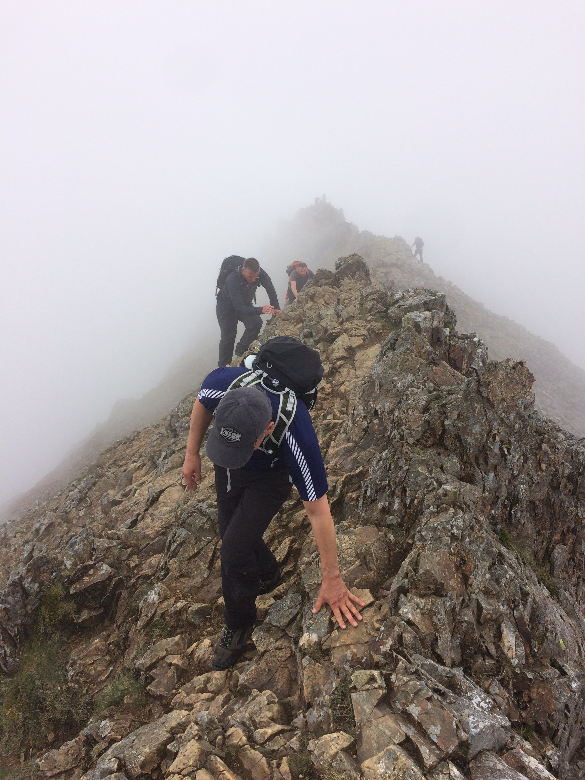 Intro to Scrambling Courses - Event Instructions