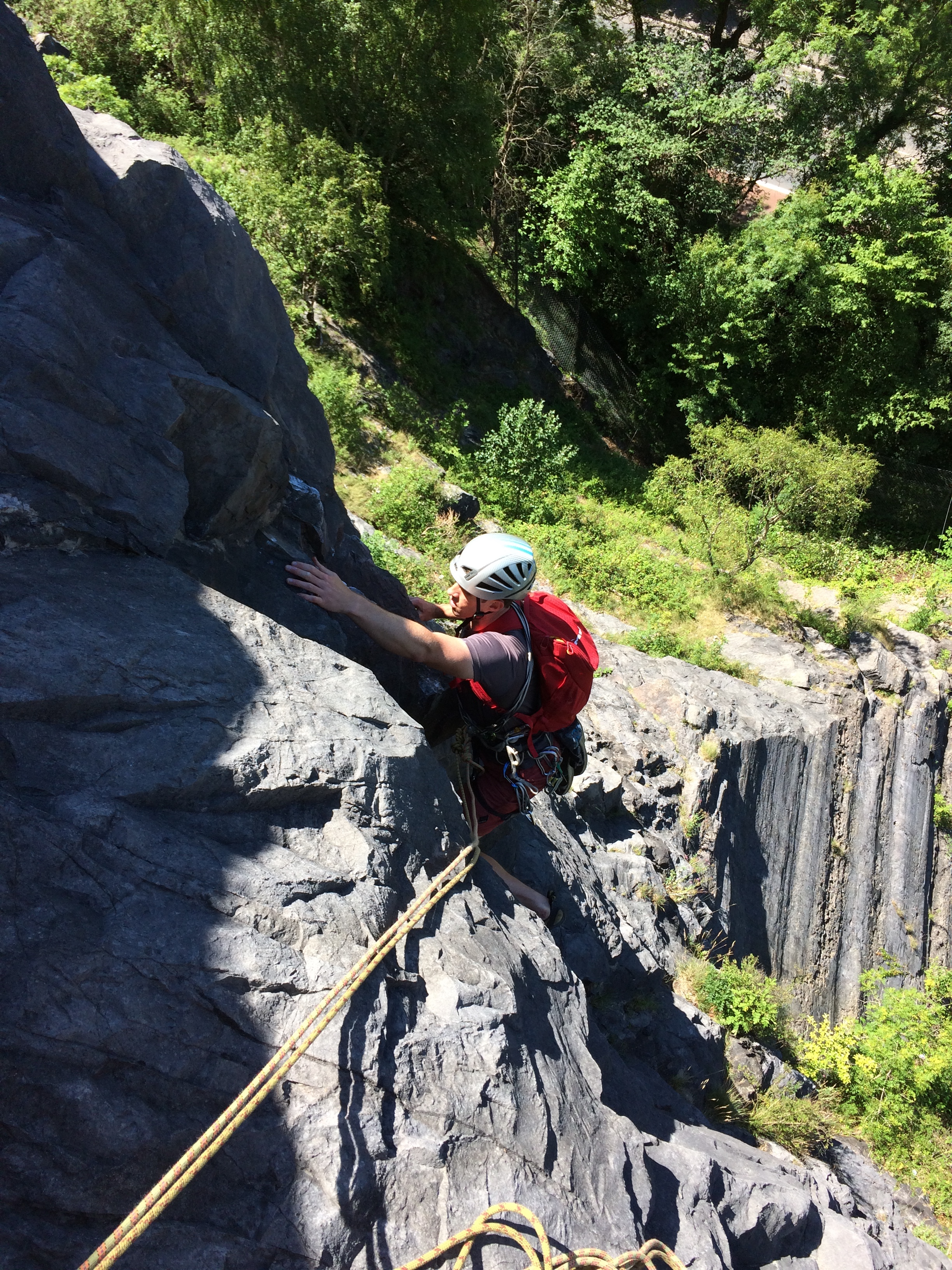 Guided Climbs    Learn More