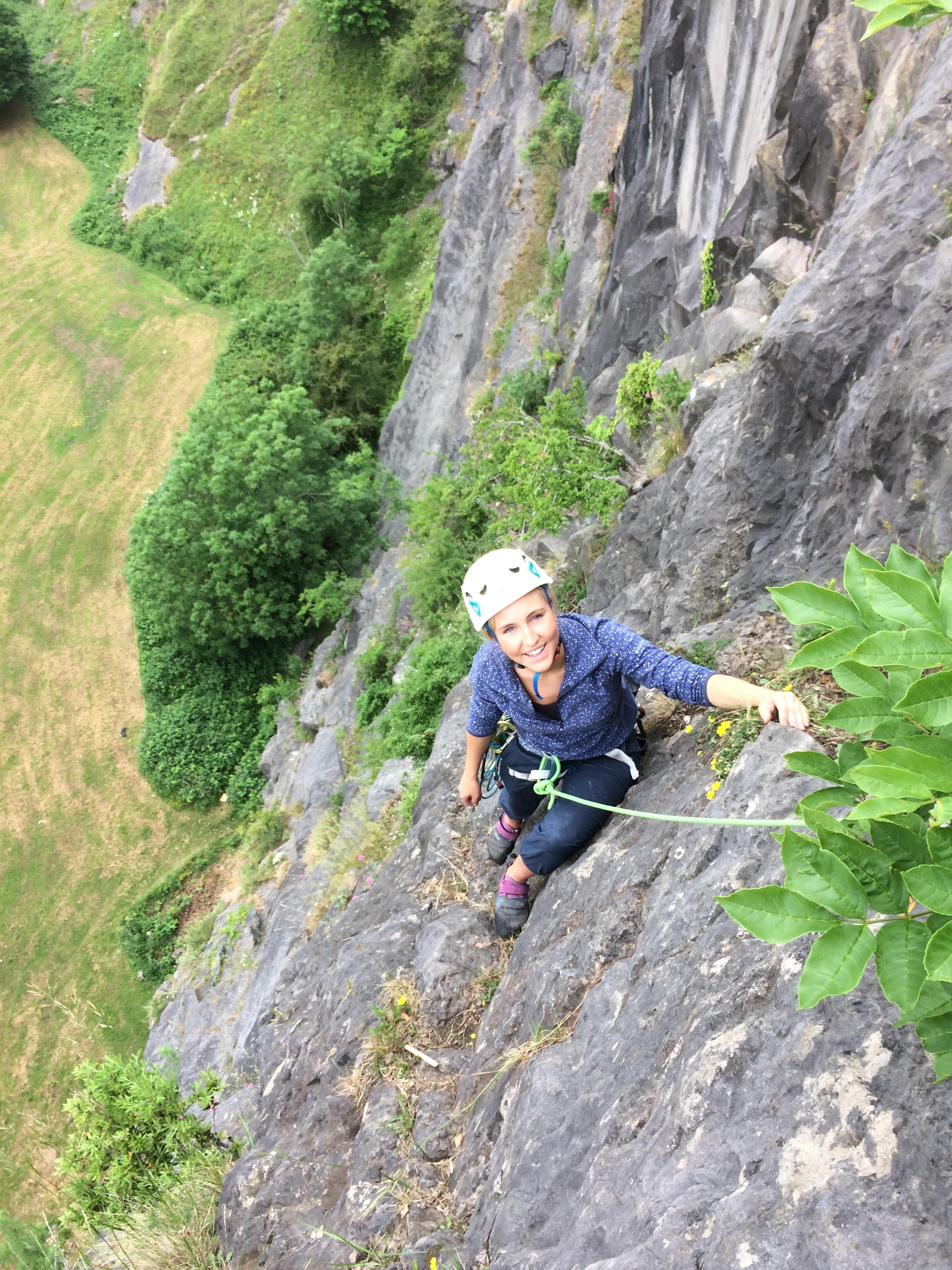 Indoor to Outdoor Climbing Week