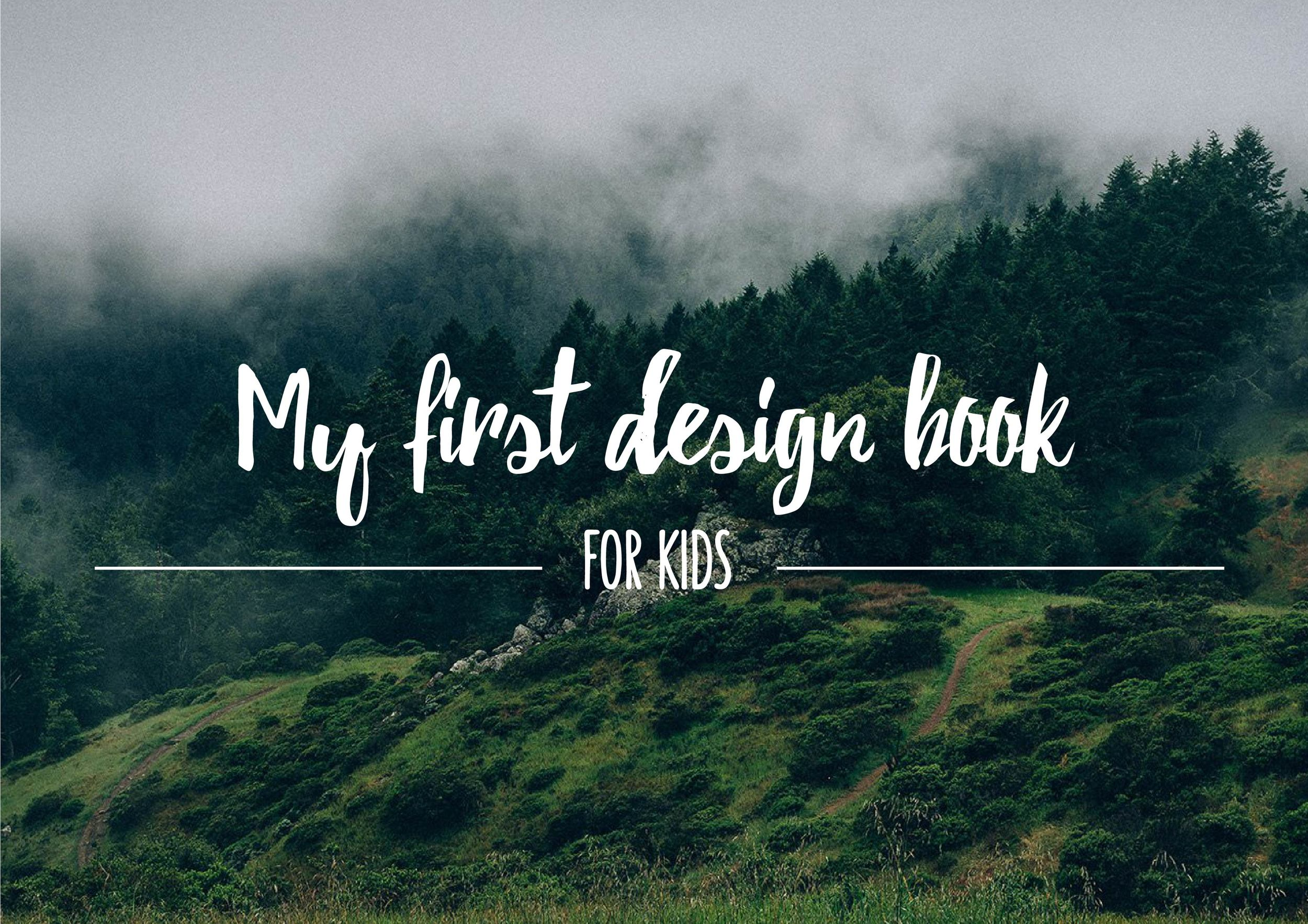 Creative book for kids