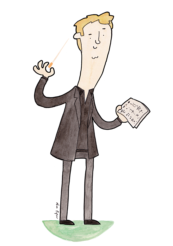 Jon Hargreaves - Conductor