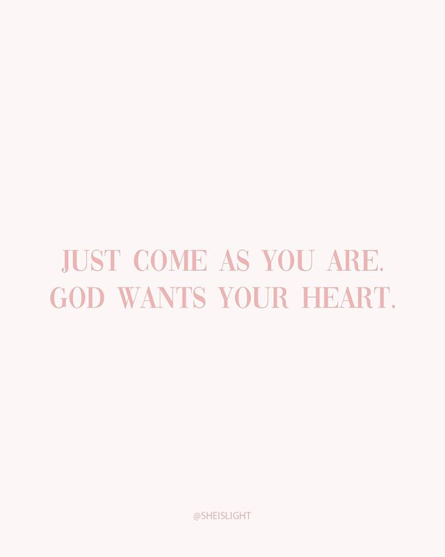 COME AS YOU ARE. ❤️⠀ ⠀⠀⠀⠀⠀⠀⠀⠀⠀⠀⠀⠀⠀⠀ Do you feel messy?⠀ ⠀⠀⠀⠀⠀⠀⠀⠀⠀⠀⠀⠀⠀⠀ Have you made a mistake?⠀ ⠀⠀⠀⠀⠀⠀⠀⠀⠀⠀⠀⠀⠀⠀ Maybe you feel like you can't stop stuffing up?⠀ ⠀⠀⠀⠀⠀⠀⠀⠀⠀⠀⠀⠀⠀⠀ GOD STILL LOVES YOU.⠀ ⠀⠀⠀⠀⠀⠀⠀⠀⠀⠀⠀⠀⠀⠀ He has never stopped loving you.⠀ ⠀⠀⠀⠀⠀⠀⠀⠀⠀⠀⠀⠀⠀⠀ He's always pursuing you - wanting to have a relationship with you.⠀ ⠀⠀⠀⠀⠀⠀⠀⠀⠀⠀⠀⠀⠀⠀ So come as you are - mess and all. ⠀ ⠀⠀⠀⠀⠀⠀⠀⠀⠀⠀⠀⠀⠀⠀ Spend time with God, and let Him heal your heart and make you whole again.⠀ ⠀⠀⠀⠀⠀⠀⠀⠀⠀⠀⠀⠀⠀⠀ Tag a friend to encourage her. 👇🏼⠀ ⠀