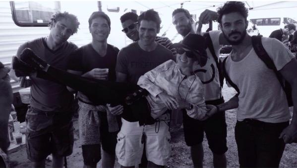 Loki 7 - Carlos de la Mota, Marco de Paula, Panky Saviñón, Jose Guillermo Cortines, David Chocarro, Hector Anibal, Shalim Ortiz.