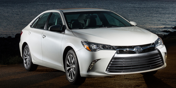 Toyota Camry - always a favorite of buyers