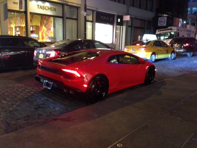 Lamborghini, anyone?