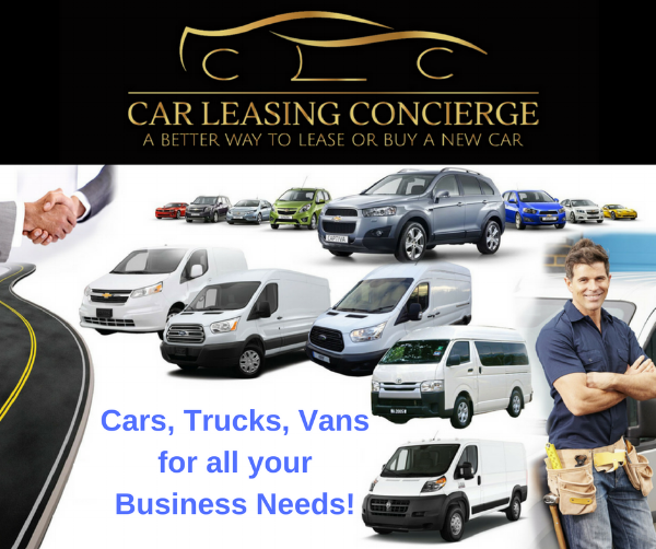 2019 Fleet Vehicles from Car Leasing Concierge