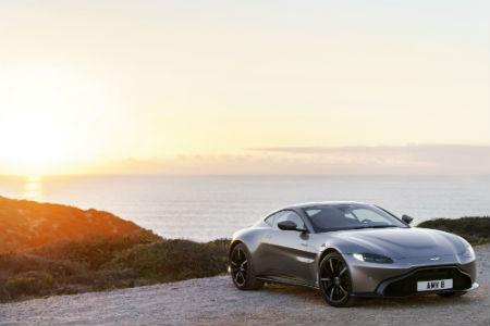 2019 Aston Martin Vantage - Car Leasing Concierge