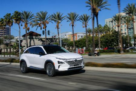 2019 Hyundai Nexo - Car Leasing Concierge