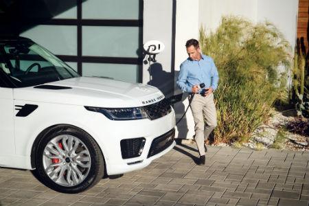 2019 Land Rover Range Rover PHEV - Car Leasing Concierge