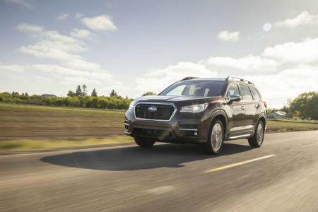 2019 Subaru Ascent - Car Leasing Concierge