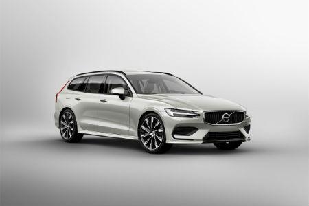 2019 Volvo V60 Atherton - Car Leasing Concierge