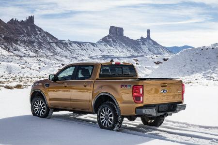 2019 Ford Ranger Truck - Car Leasing Concierge