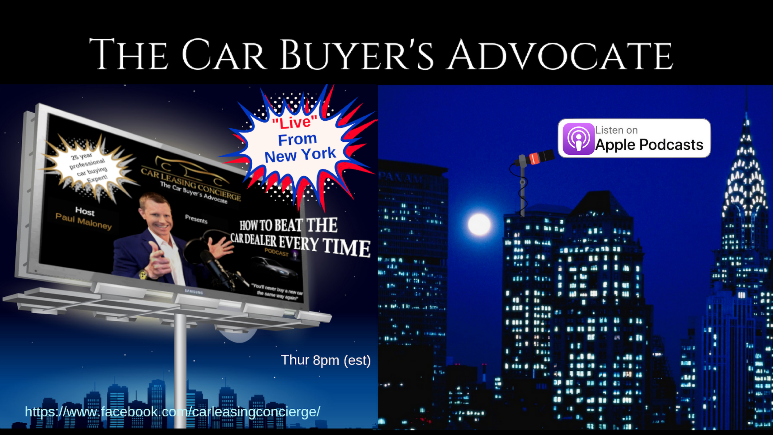 Paul Maloney THE Car Buyer's Advocate!