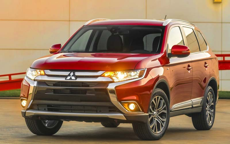 08.Mitsubishi Outlander  Car Leasing Concierge