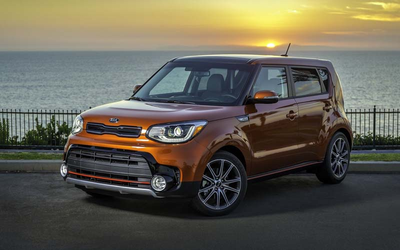 10. Kia Soul Turbo - Car Leasing Concierge