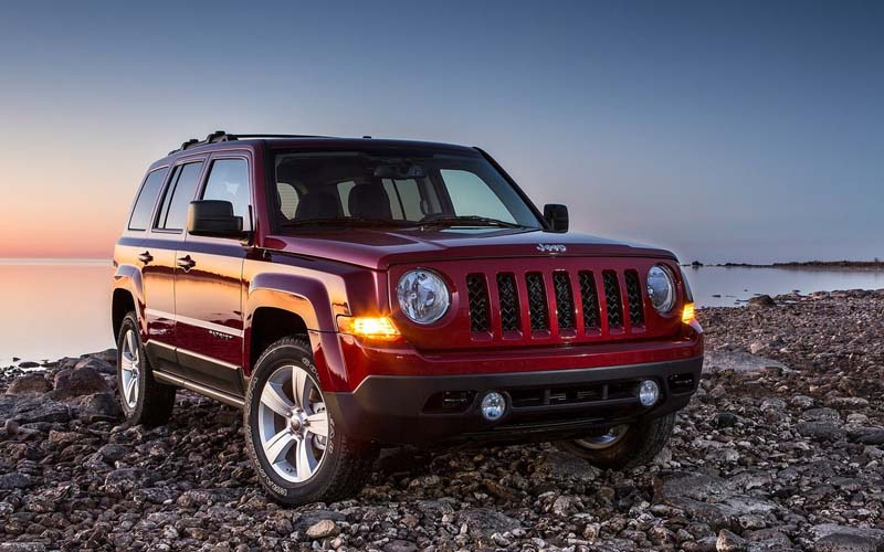 07. JEEP PATRIOT  Car Leasing Concierge