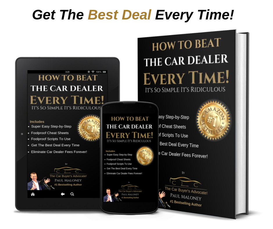 How To Beat The Car Dealer Every Time! It's So Simple It's Ridiculous