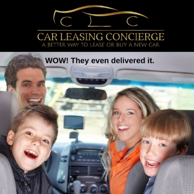 Car Leasing Concierge can deliver your new car to your home or office.