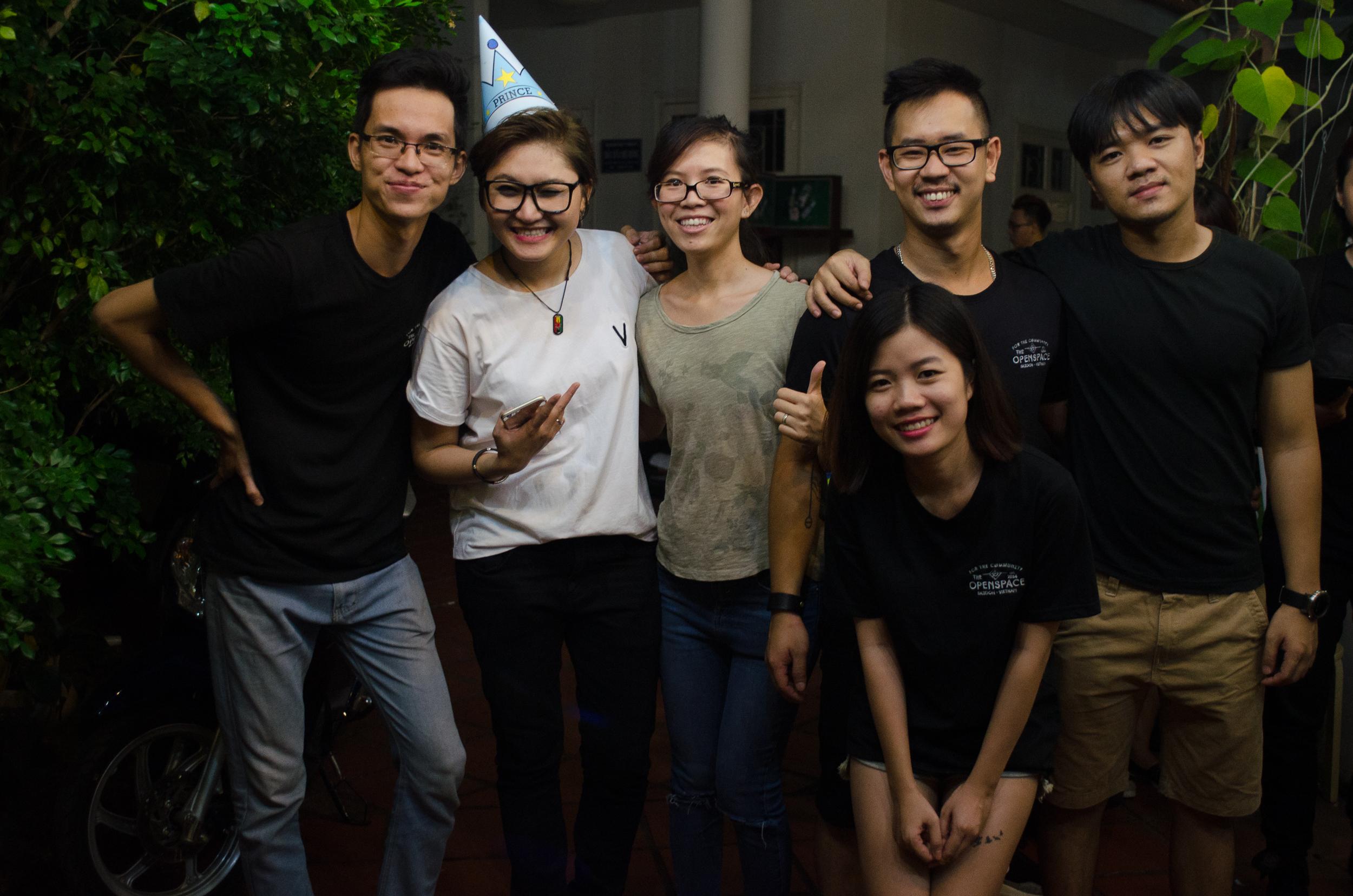Vicky Nhung's Birthday Party