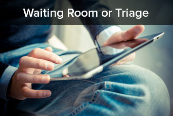 Waiting Room or Triage
