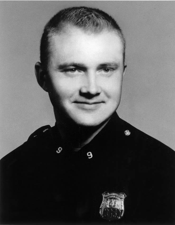 Patrolman Henry A. Walburger