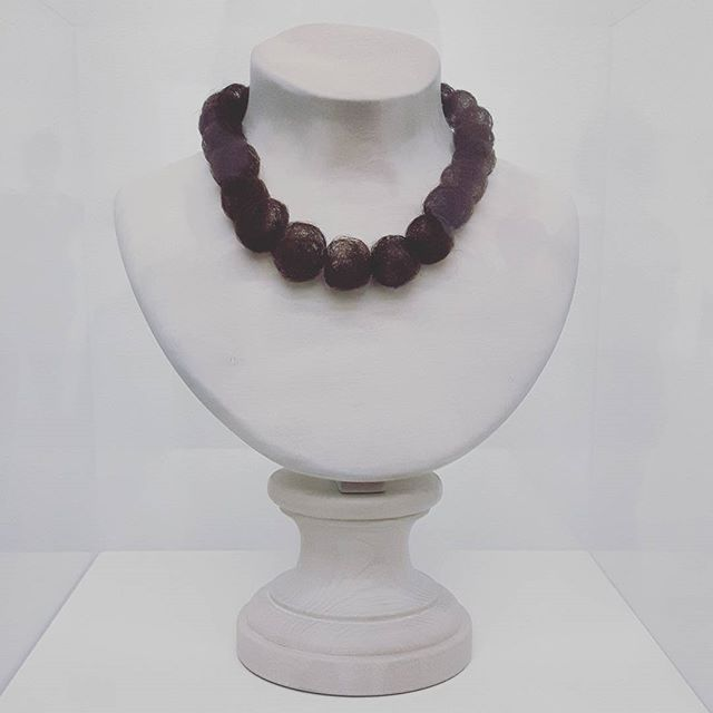 Hair Necklace #monahatoum
